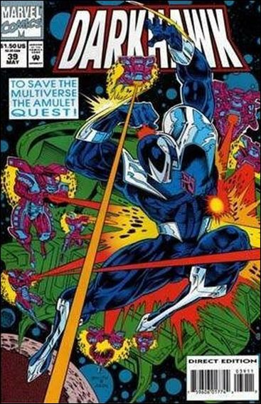 Darkhawk 39-A by Marvel