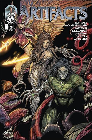 Artifacts (2010) 3-H by Top Cow