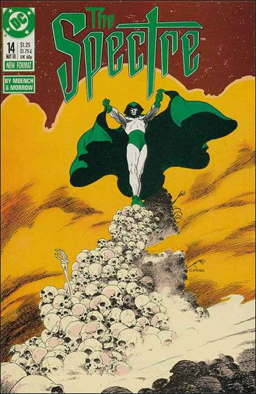 Spectre (1987) 14-A by DC