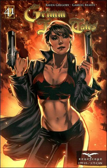 Grimm Fairy Tales (2005) 41-B by Zenescope Entertainment