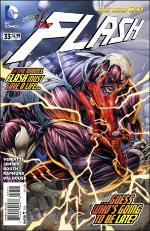 Flash (2011) 33-A