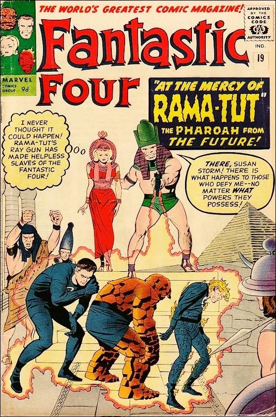 Fantastic Four (1961) 19-B by Marvel