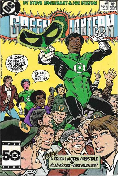 Green Lantern (1960) 188-A by DC