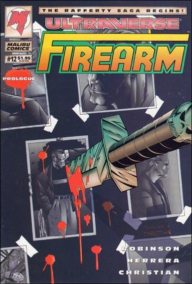 Firearm 12-A by Malibu