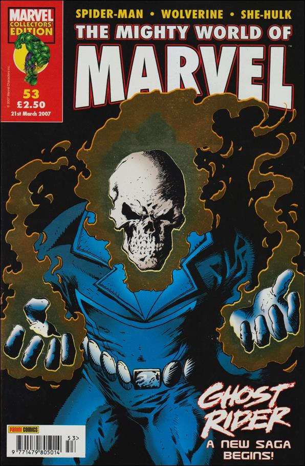 Mighty World of Marvel (UK) (2003) 53-A by Panini
