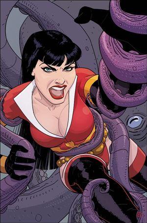 Vampirella: The Dark Powers 5-P