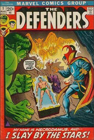 Defenders (1972) 1-A