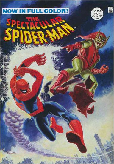 Spectacular Spider-Man (1968) 2-A by Marvel