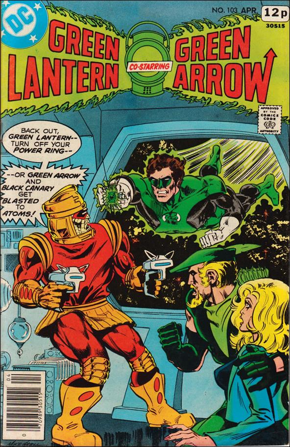 Green Lantern (1960) 103-B by DC