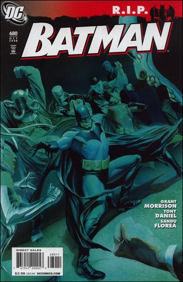 Batman (1940) 680-A by DC