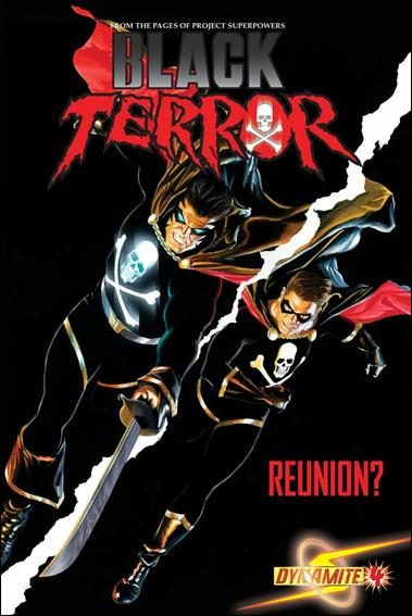 Black Terror (2008) 4-A by Dynamite Entertainment