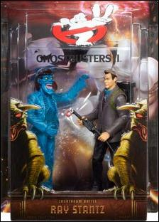 Ghostbusters: Movie Masters Ray Stantz (Courtroom) with Tony Scoleri by Mattel