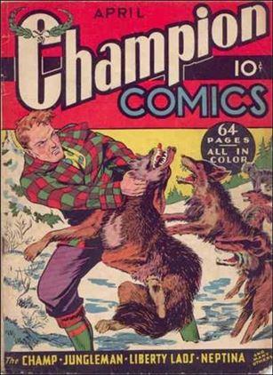 Champion Comics 6-A