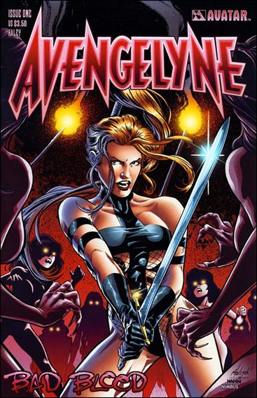 Avengelyne: Bad Blood 1-B by Avatar Press