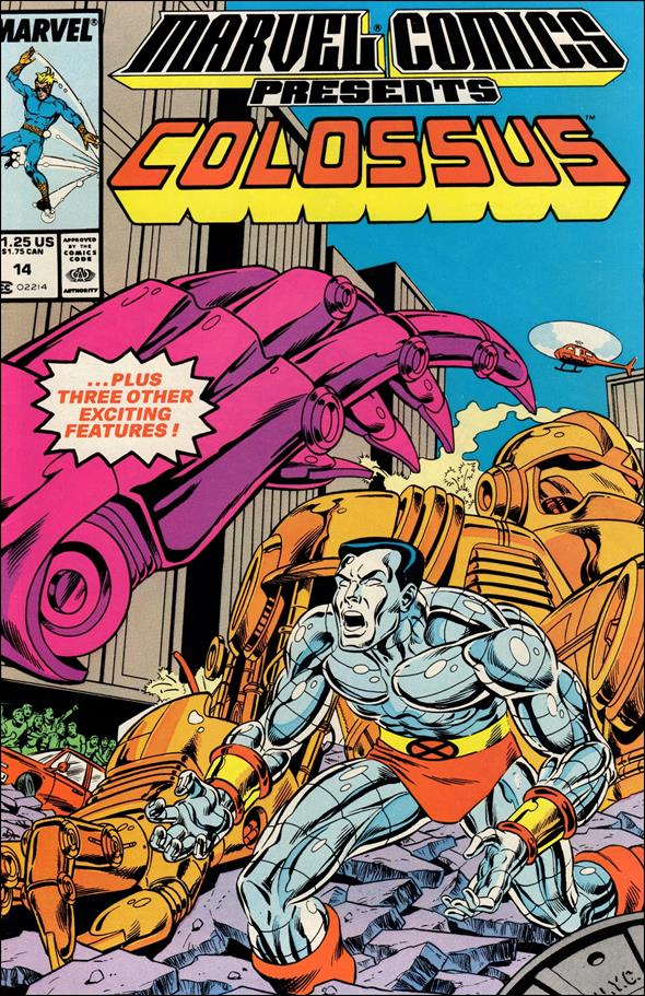 Marvel Comics Presents (1988) 14-A by Marvel