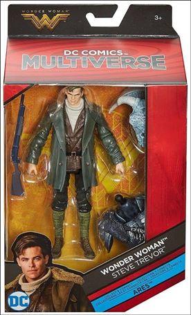DC Comics Multiverse (Ares Series) Steve Trevor