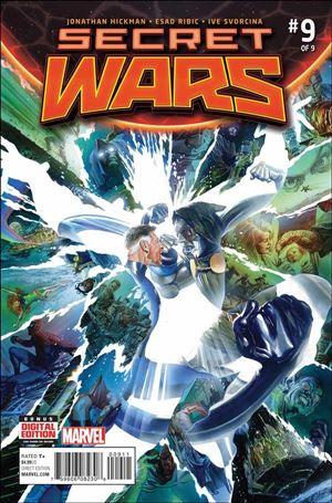 Secret Wars 9-A