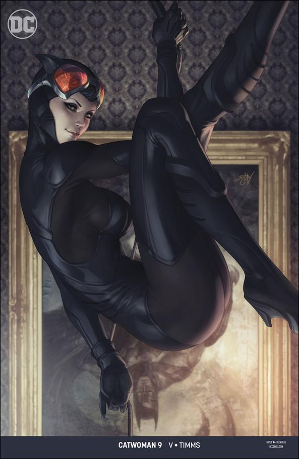 Catwoman (2018) 9-B by DC