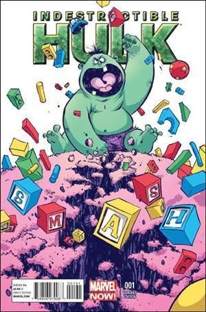 Indestructible Hulk 1-F