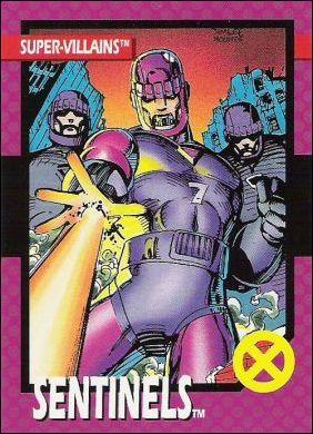 X-Men: Series 1 (Base Set) 47-A by Impel