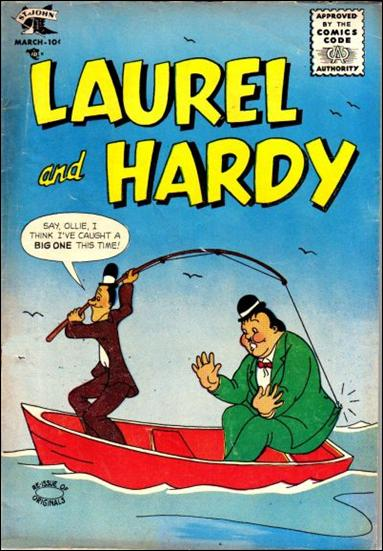 Laurel and Hardy (1949) 28-A by St. John