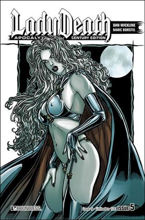 Lady Death: Apocalypse 5-H