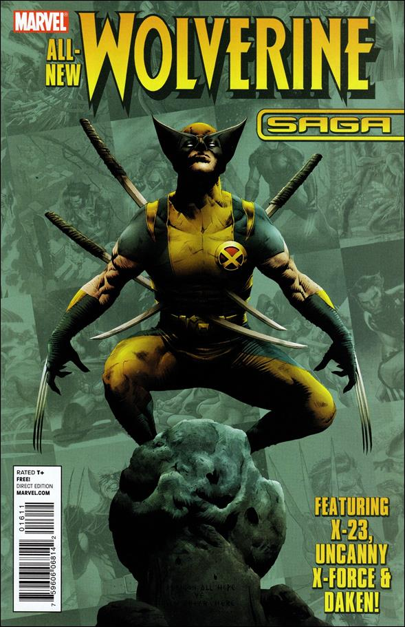 All-New Wolverine Saga nn-A by Marvel