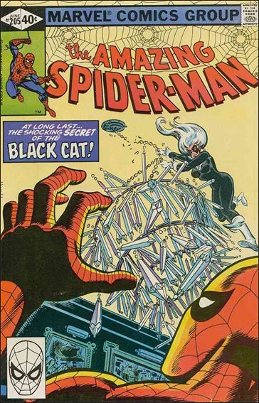 Amazing Spider-Man (1963) 205-A by Marvel