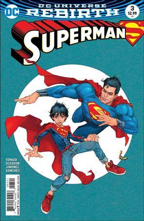 Superman (2016) 3-B