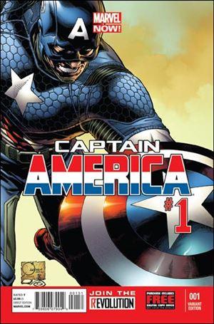 Captain America (2013) 1-D