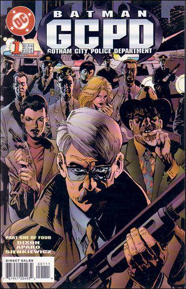Batman: GCPD 1-A by DC