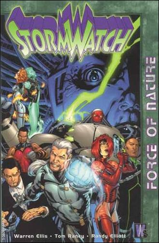 StormWatch (1999) 1-A by WildStorm