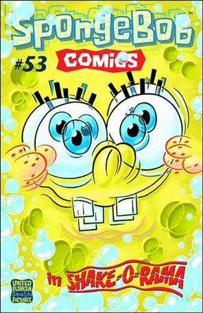 SpongeBob Comics 53-A