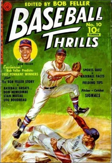 Baseball Thrills 10-A by Ziff-Davis