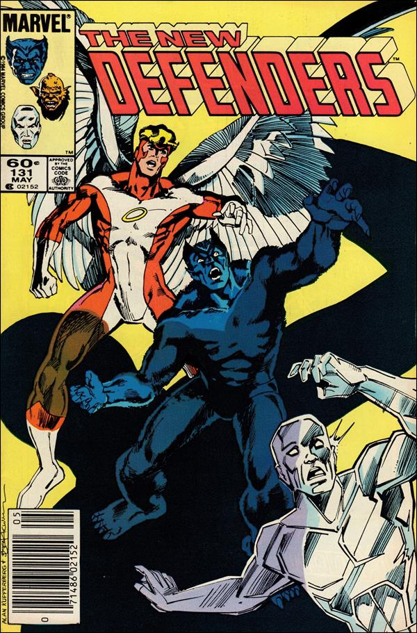 Defenders (1972) 131-A by Marvel