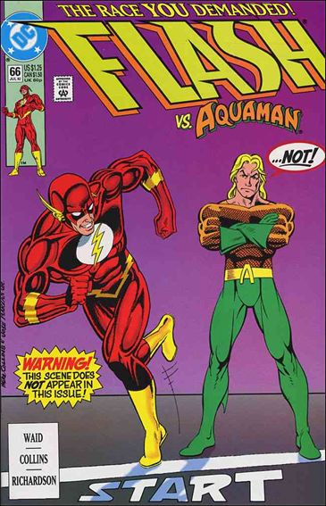 Flash (1987) 66-A by DC