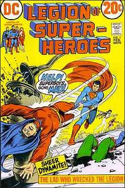 Legion of Super-Heroes (1973) 1-A by DC