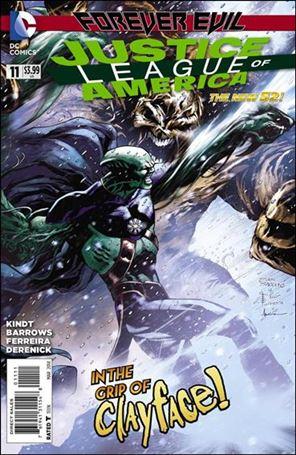 Justice League of America (2013)  11-A