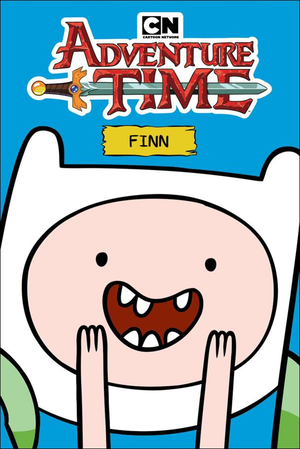 Adventure Time: Finn nn-A by Kaboom!