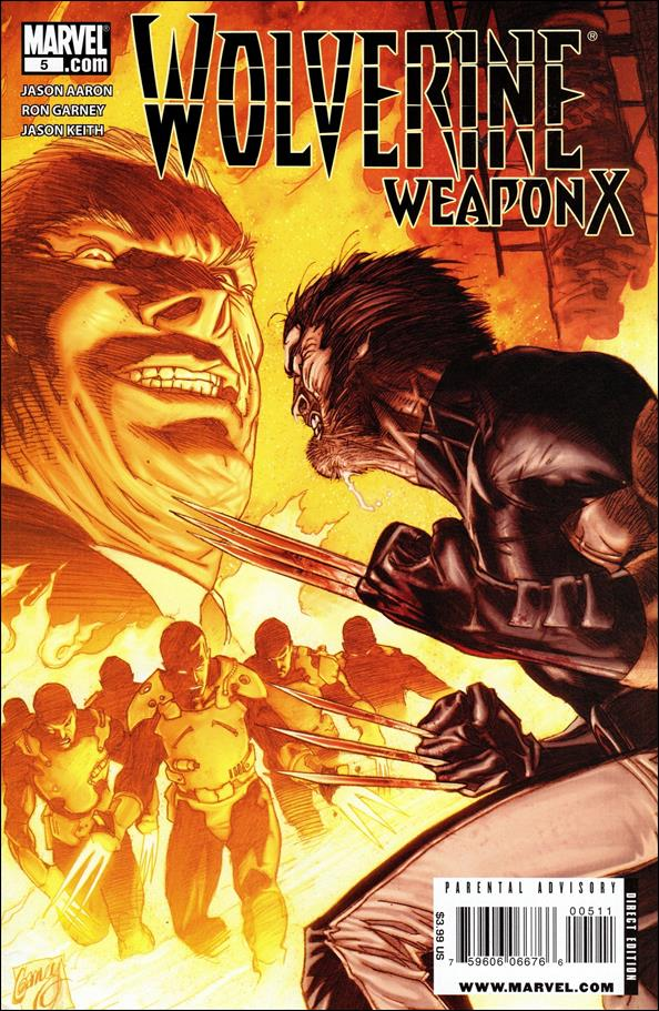 Wolverine: Weapon X 5-A by Marvel