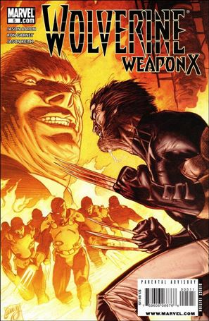 Wolverine: Weapon X 5-A
