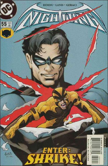 Nightwing (1996) 55-A by DC
