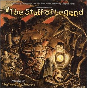 Stuff of Legend (2012) 5-A