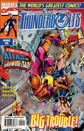 Thunderbolts (1997) 5-A