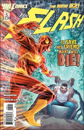 Flash (2011) 5-A