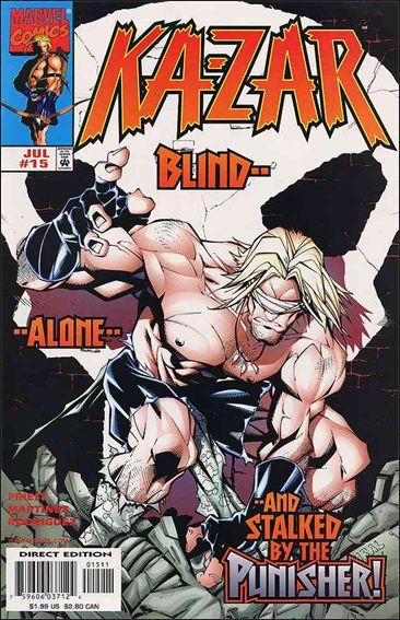 Ka-Zar (1997) 15-A by Marvel