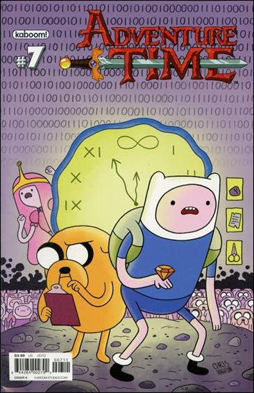 Adventure Time 7-A by Kaboom!