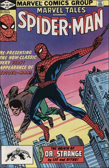 Marvel Tales (1966) 137-A by Marvel