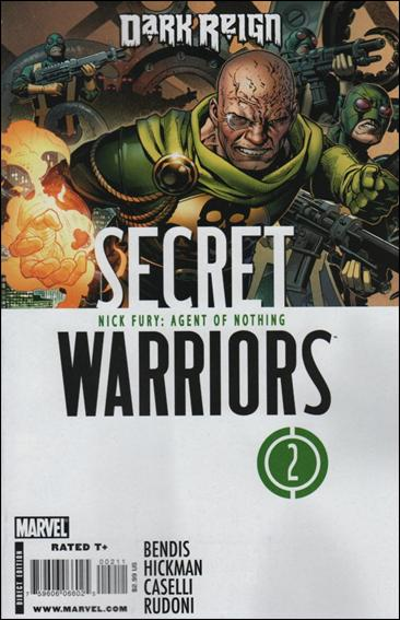 Secret Warriors 2-A by Marvel