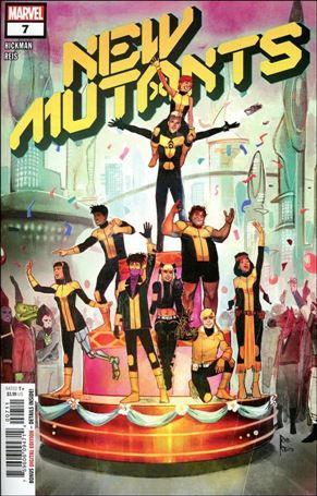 New Mutants (2020) 7-A